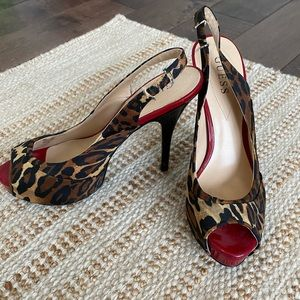 Guess heels size 9